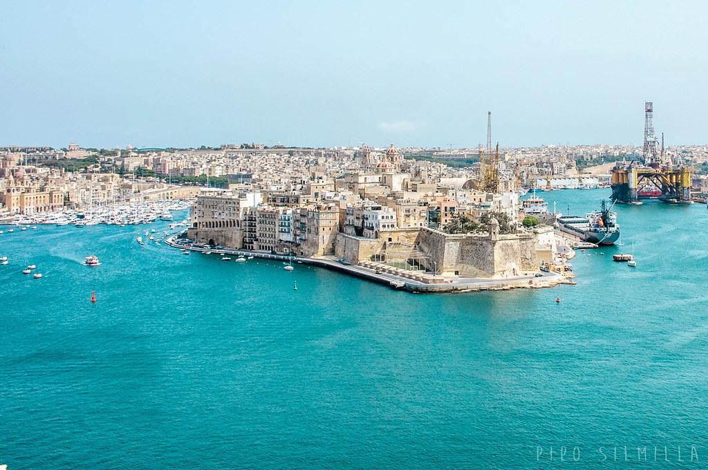 Valletta, Malta 2014