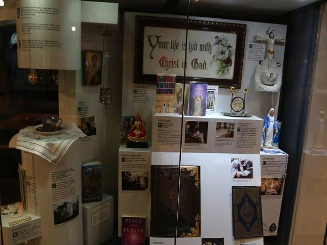 Muzeul St Mungo de Arta Religioasa glasgow 1