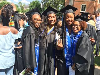 Through Your Lens: Spelman College Commencent 2017