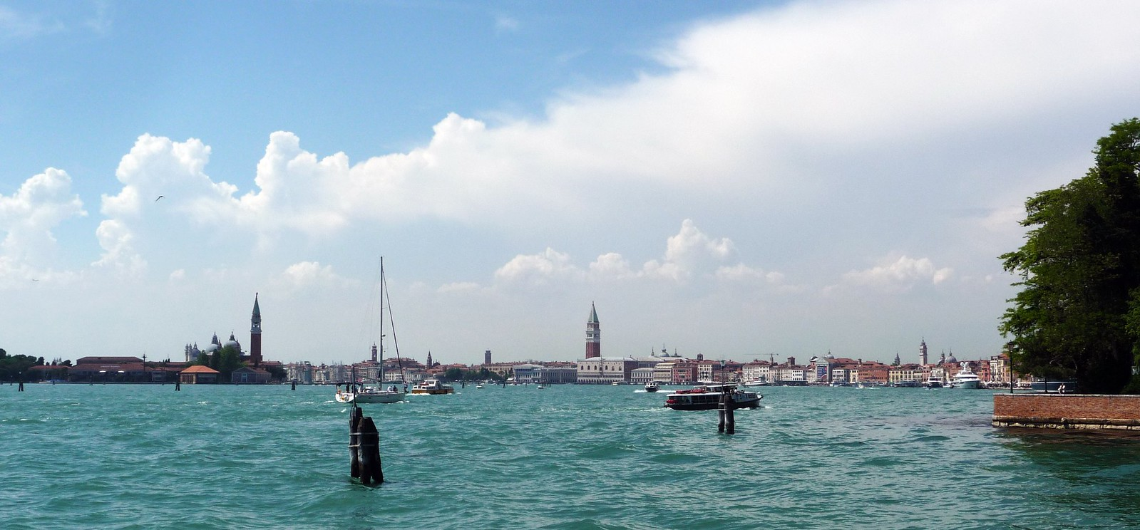 #16: Taking the backwaters to Venice