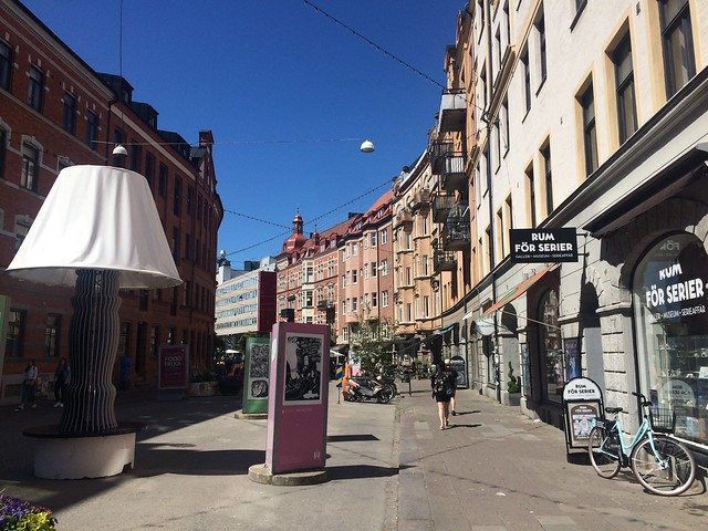 Malmö maj 2017