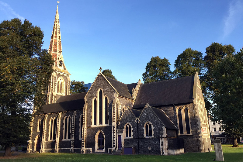 Christ Church, Turnham Green