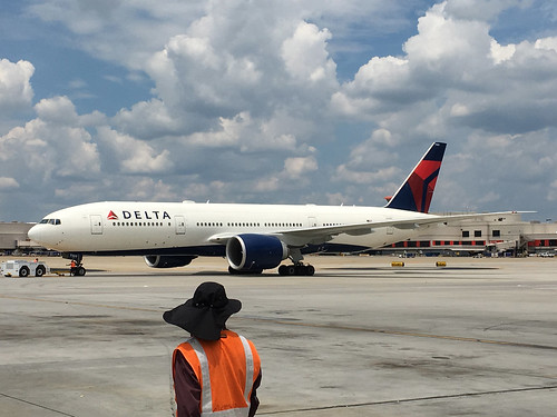 Delta launches Atlanta - Incheon