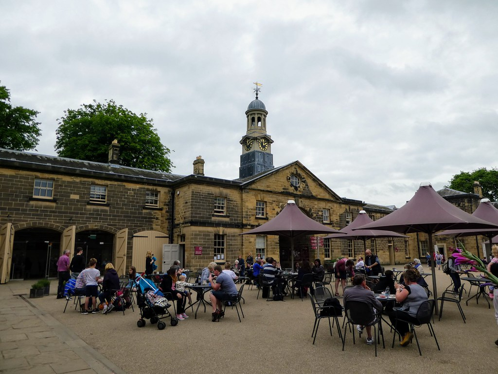 Nostell Priory cafe