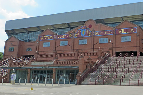 Villa Park | by diamond geezer