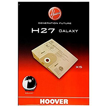 SACCHETTO ASPIRAPOLVERE HOOVER H27 GALAXY