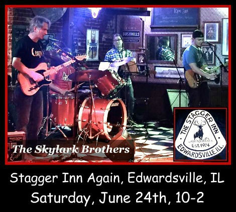 The Skylark Brothers 6-24-17