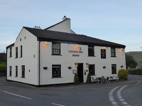 Crown Inn, Coniston