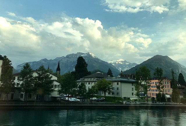 Interlaken, Switzerland 2017