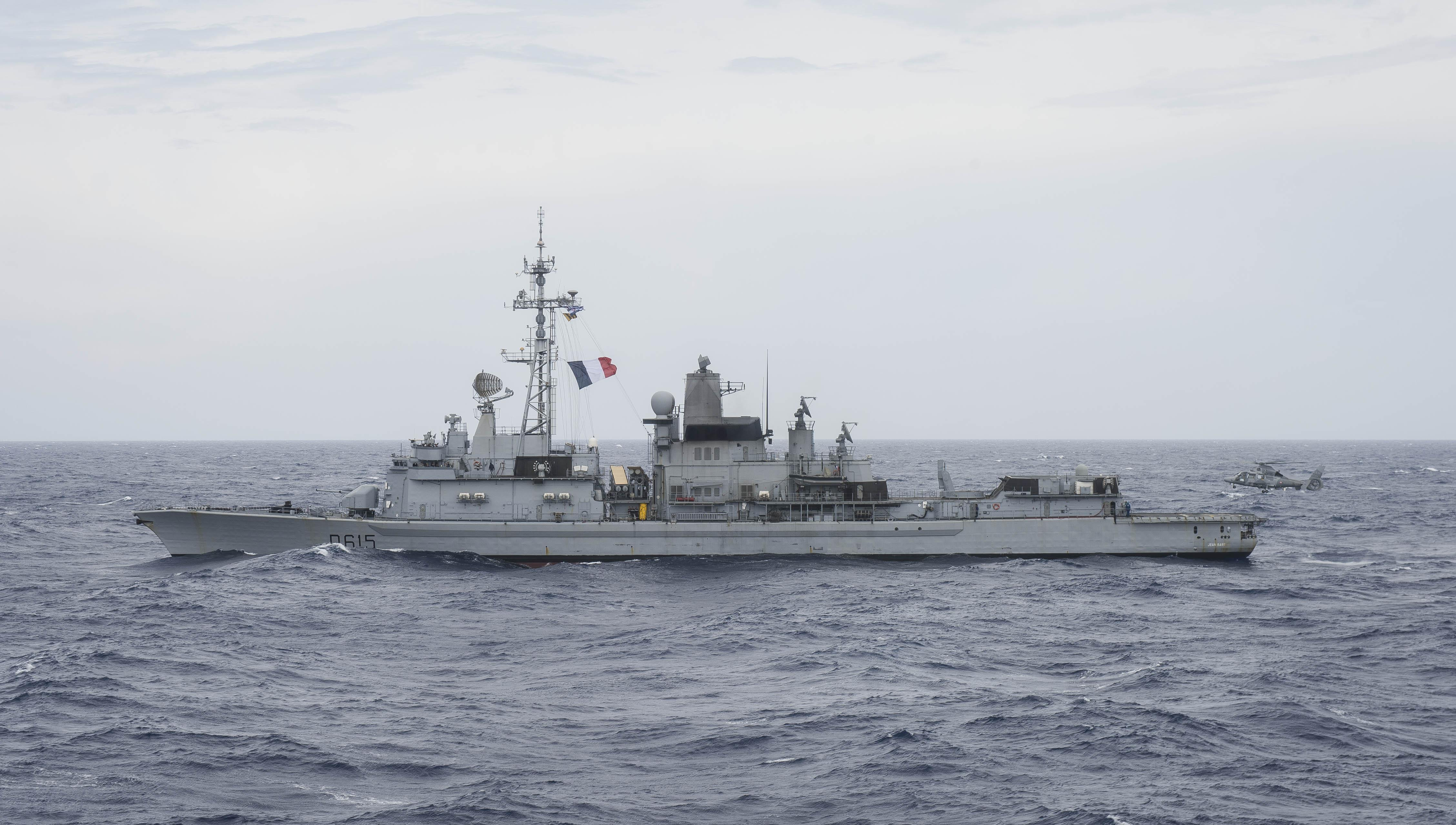 Les frégates antiaériennes Cassard et Jean-Bart 34656513342_0d33935267_o