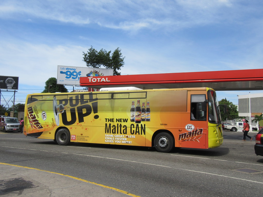 Jamaica Urban Transit Company (JUTC) Volvo B7R | Jamaica's r… | Flickr