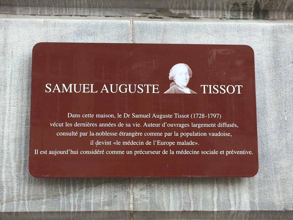 Samuel August Tissot