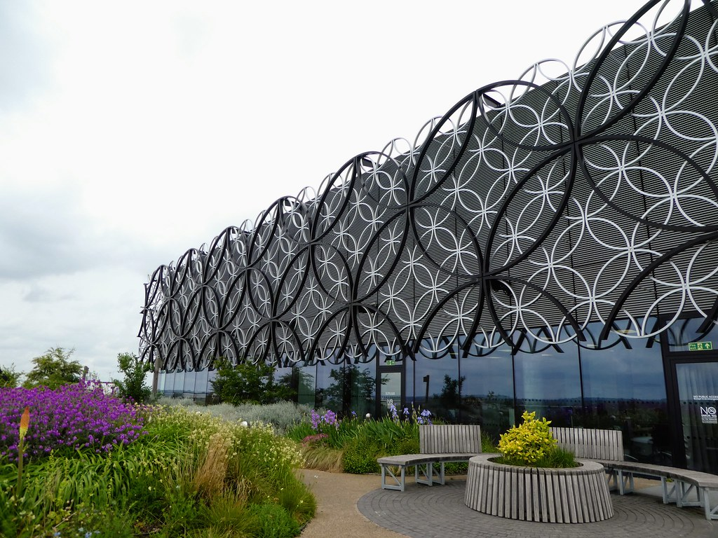 The Secret Garden, Library of Birmingham