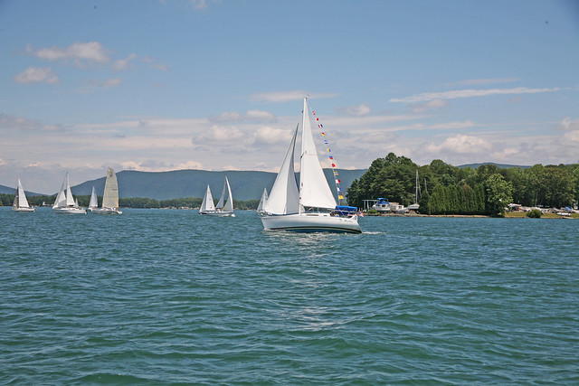 Smith Mountain Lake Sailboats
