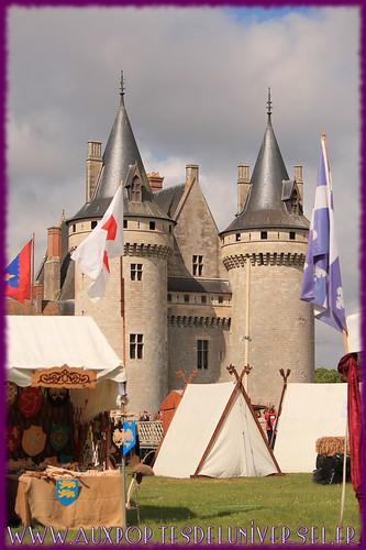 Aux Portes de l'Universel aux médiévales de Sully-sur-Loire
