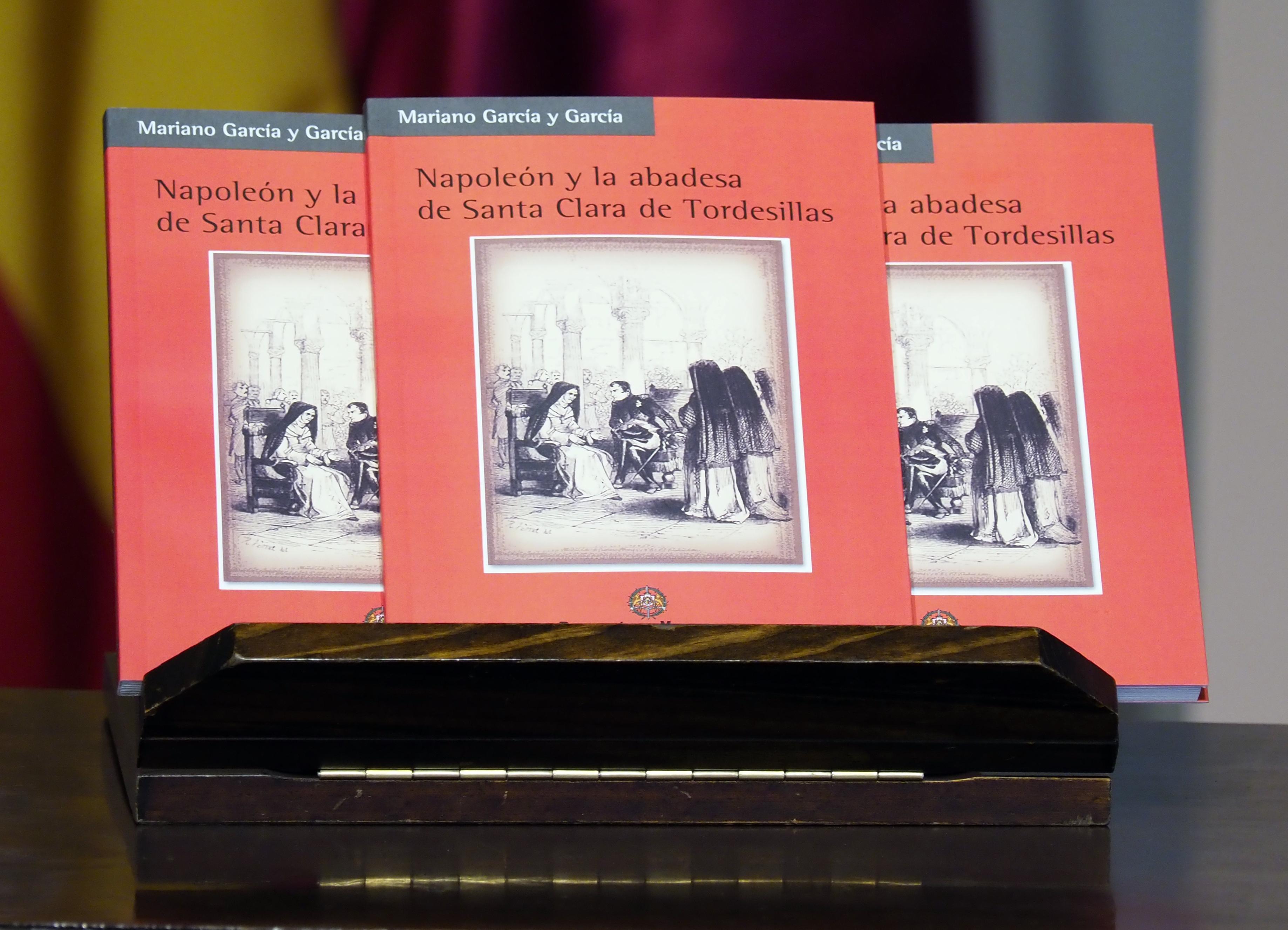 6-6-2017 - Napoleón y la abadesa de Santa Clara de Tordesillas