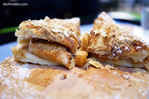 Inside the Injeolmi Toast