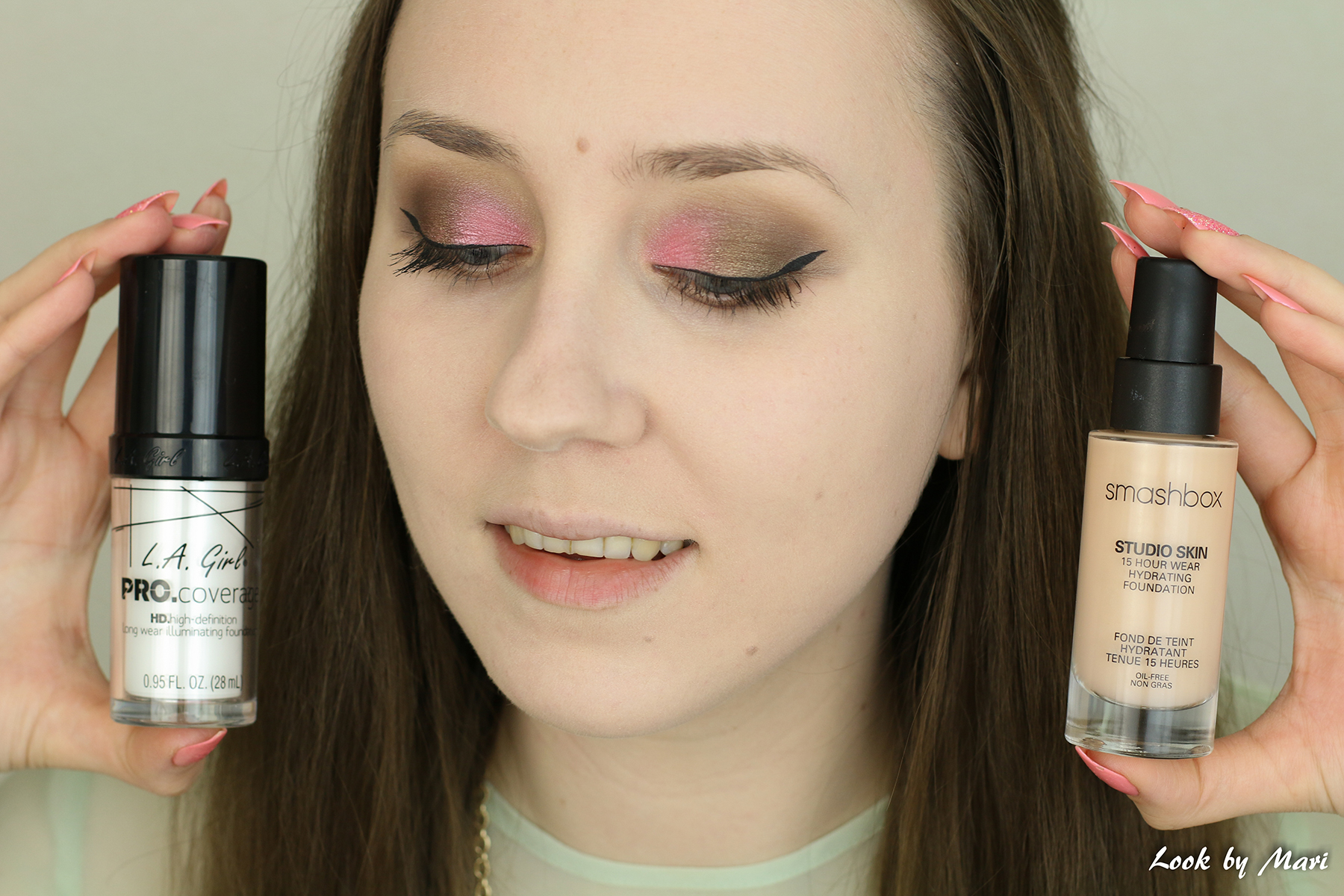 8 smashbox studio skin 15 hour wear hydrating foundation review kokemuksia 0.5 meikkivoide