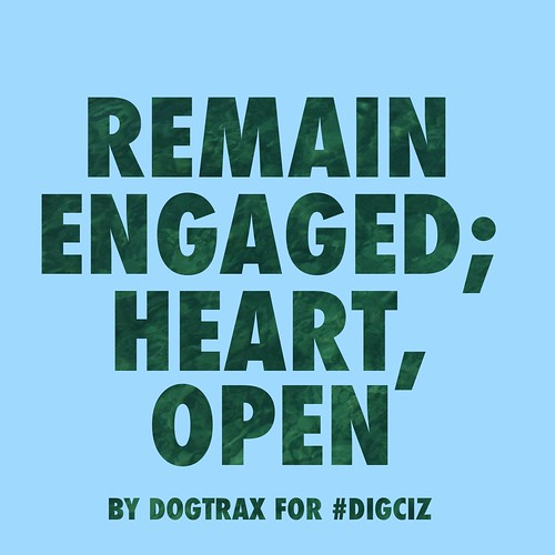 Remain engaged | by Dogtrax