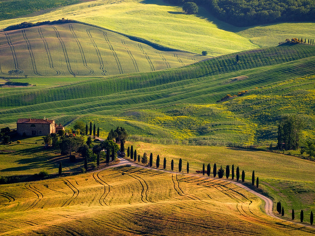 Fifty shades of Tuscany