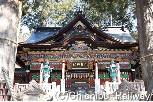 【参加者募集】三峯神社昇殿正式参拝