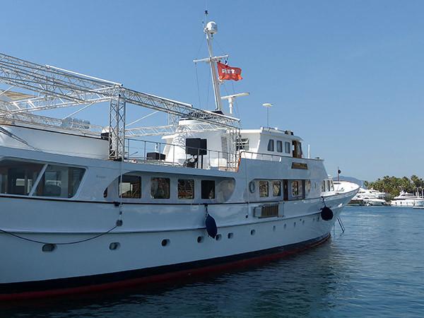 le bateau d'Arte