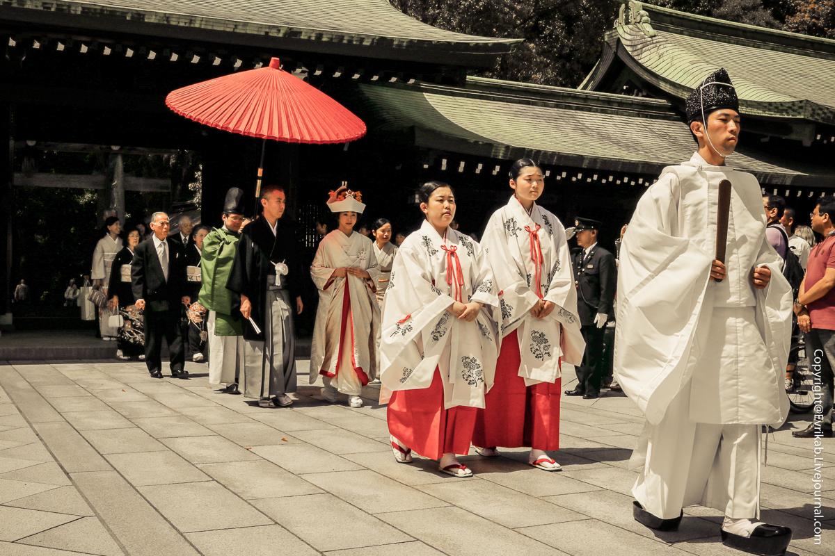 Поздравление гостей из японии