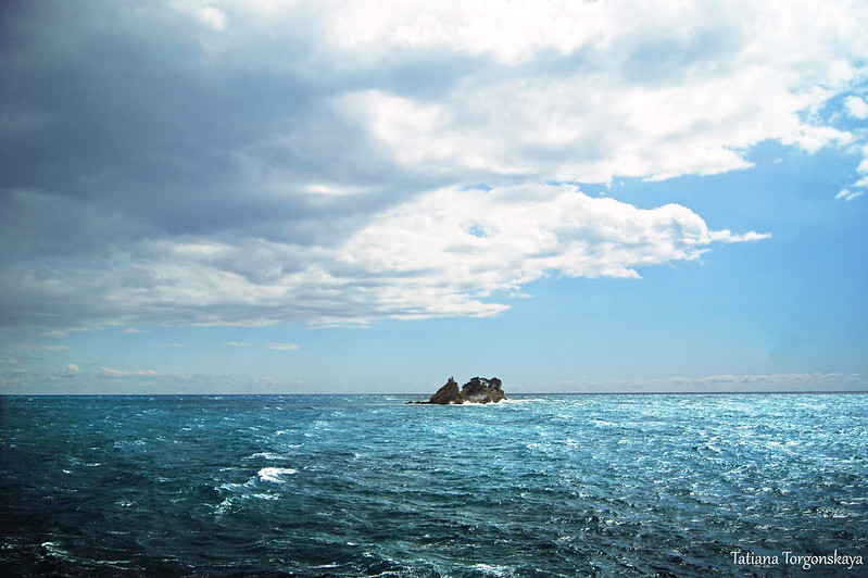 Пейзаж с островами