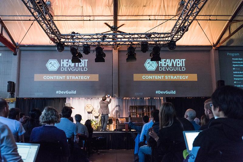 DevGuild: Content Strategy