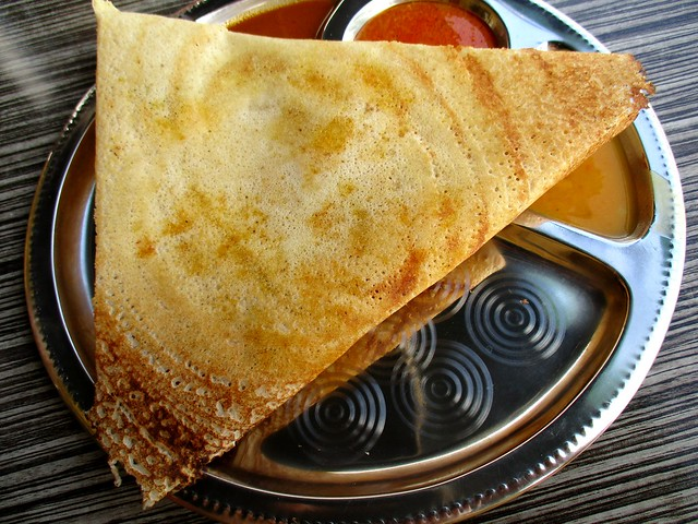 Curry House thosai masala