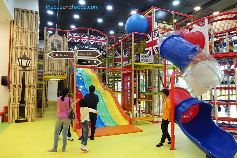 sunway pyramid west the parenthood play land