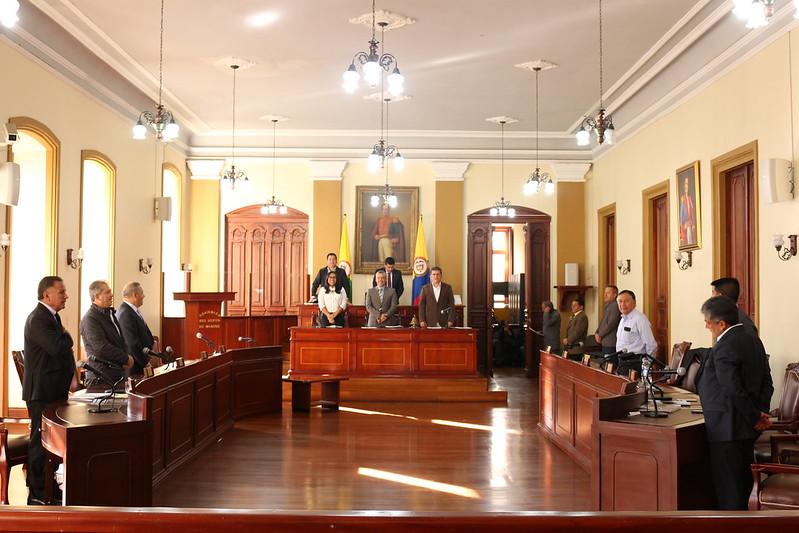 Instalación sesiones ordinarias 1 de junio de 2017