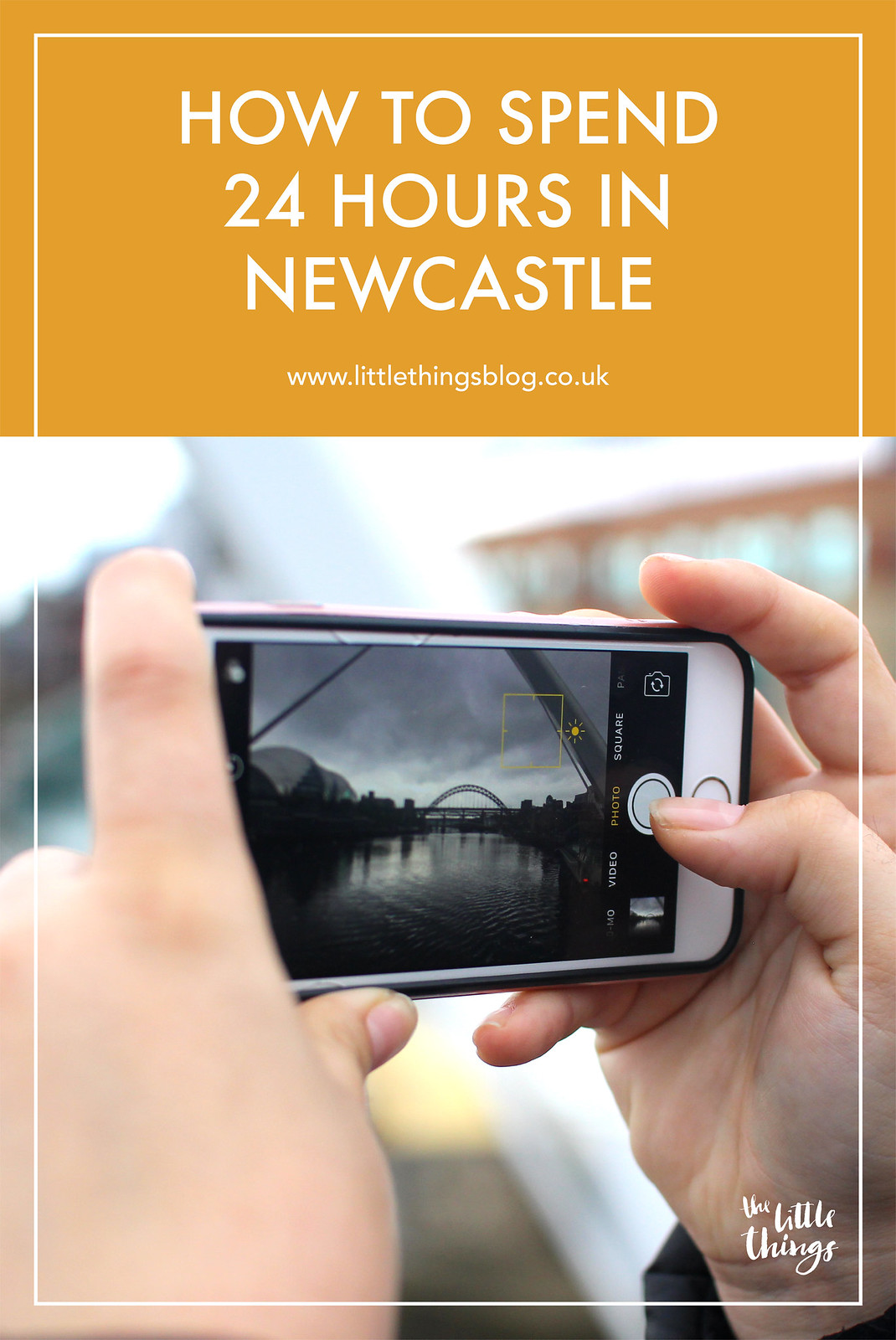 How to spend 24 hours in Newcastle Upon Tyne England UK travel blogger