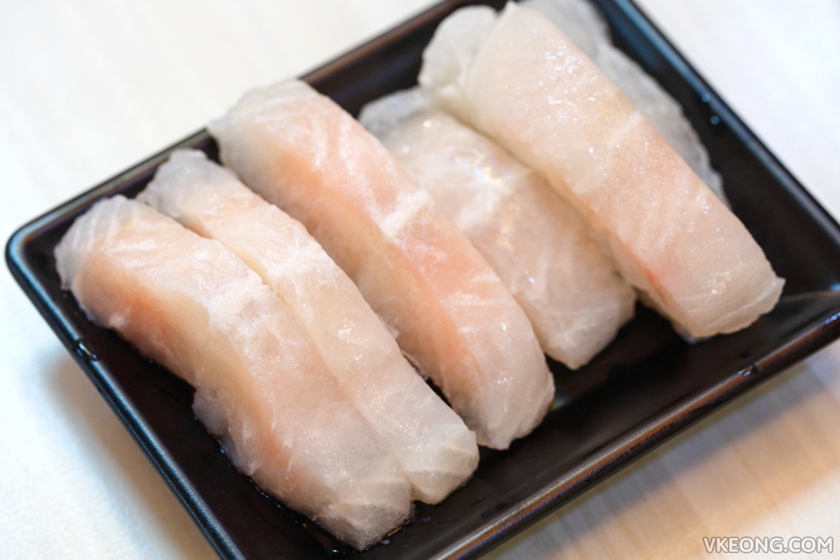 Two Pesos Steamboat Fish Fillets