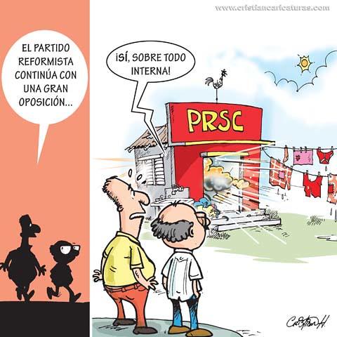 PRSC oposición