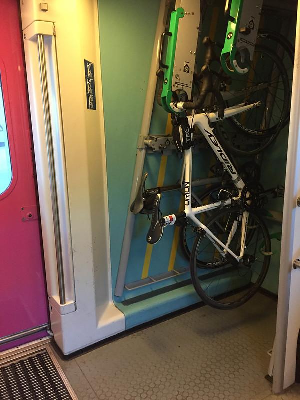 Fillari junassa