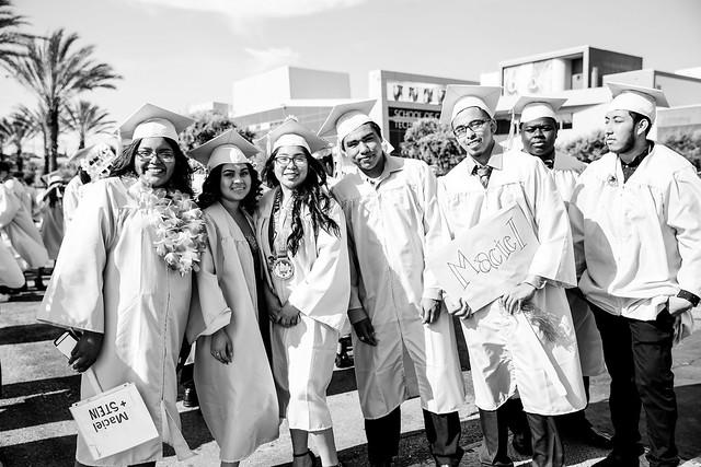 Alain LeRoy Locke High School Graduation 2017