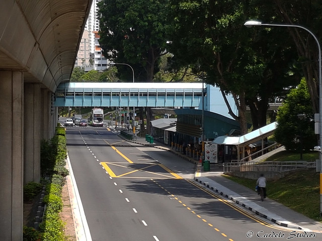 Clementi MRT Station 03