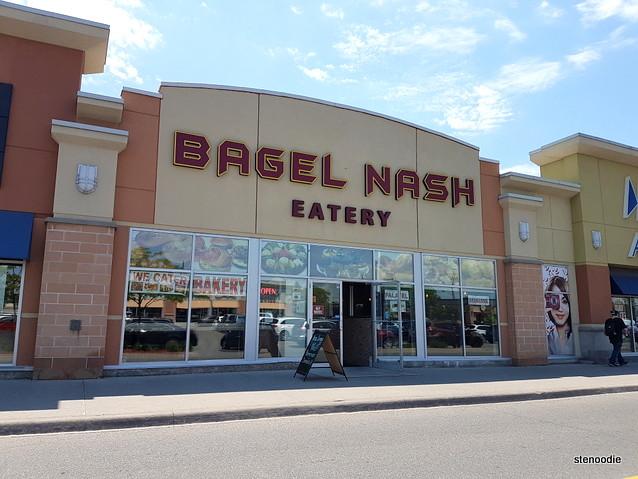 Bagel Nash North York location