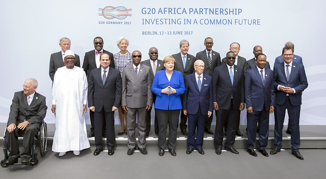 G20 Summit - Africa Partnership: Investing in a Common Future