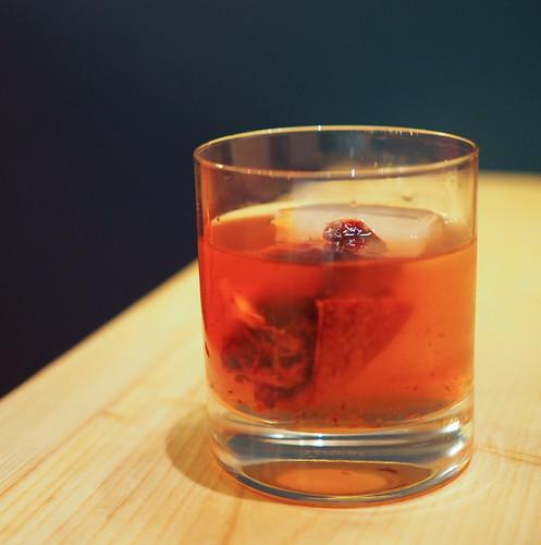 Austin Taco Project Cocktail