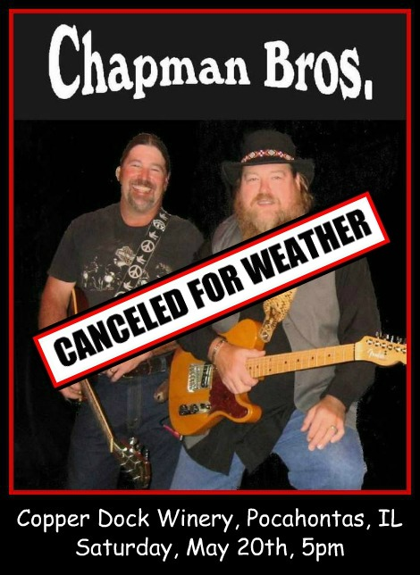 Chapman Brothers 5-20-17