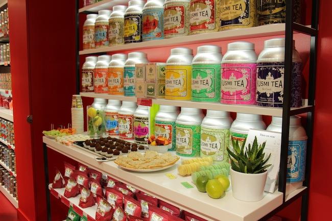 Ma première Kusmi tea party à La Rochelle.  kusmi tea thes infusions qualite ouvre la rochelle bonnes adresses city guide 3 3ae3209008b9