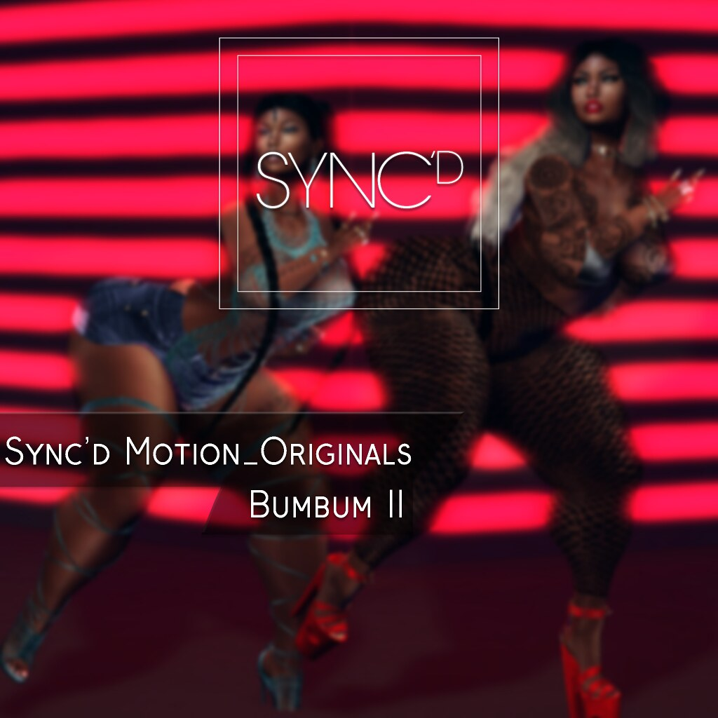 Sync'D Motion__Originals - Bumbum II @ Limit8