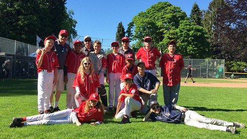South Van Majors Red Sox