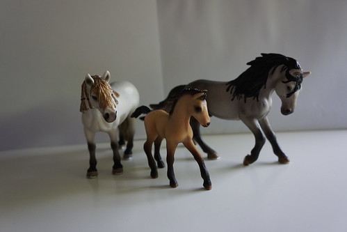 My schleich horse collection