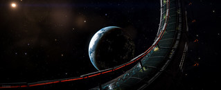 Elite Dangerous / Away From Earth | by Stefans02