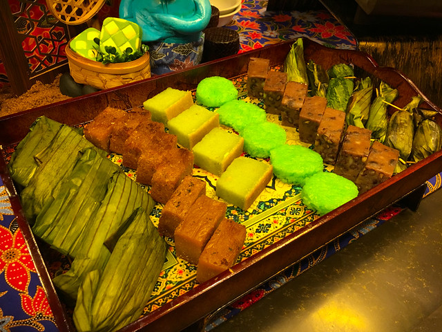 Lemon Garden Shangri-La - Malay Kuih