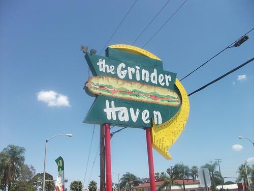 The Grinder Haven