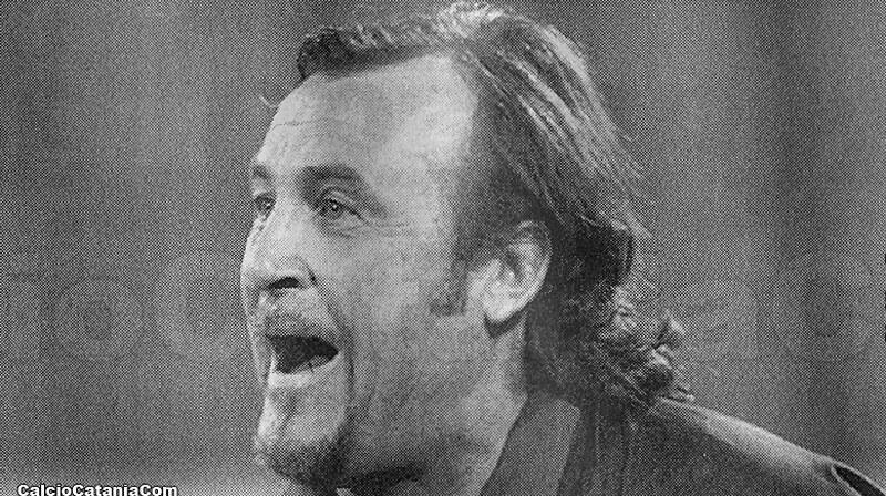 Vincenzo Guerini, tecnico del Catania nei primi anni duemila